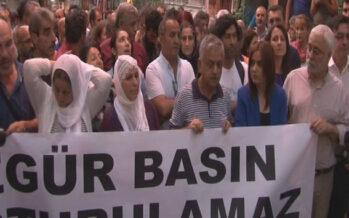 "Pro-Kurdish Newspaper ""Özgür Gündem"" Violently Shut-Down in Istanbul"