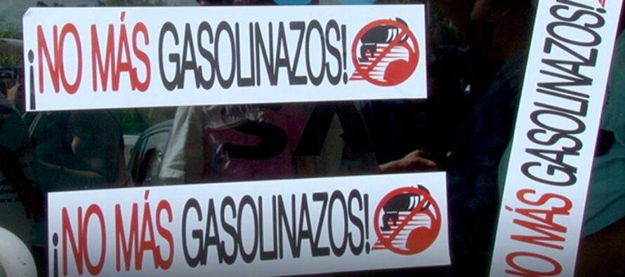 Dos muertos en Ixmiquilpan y uno en Veracruz en marchas por alza a gasolina