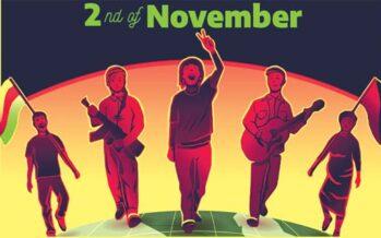 Saturday 2 Nov. World Resistance Day for Rojava