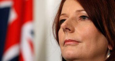 Labor's Julia Gillard to form minority government in Australia