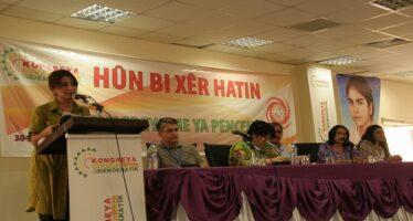 DTK congress underway in Diyarbakir
