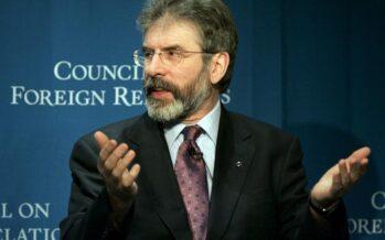 Sinn Féin launch a People's Pact
