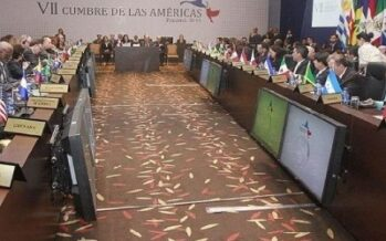 VII CUMBRE DE LAS AMERICAS INICIA SIN ACUERDOS