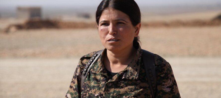SDF Commander on Liberation of Raqqa
