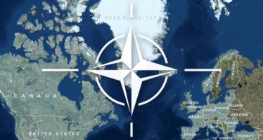 NATO summit opens in London