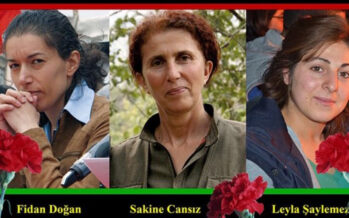 Sakine, Fidan and Leyla: The search for justice continues