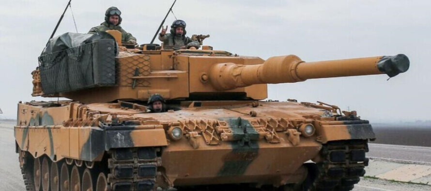 German-Turkey collaboration over Leopard tanks continues