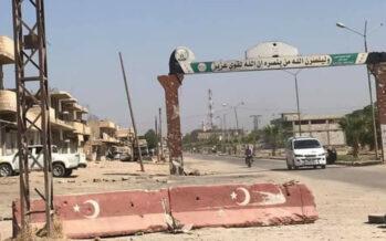 Turkish-ISIS Belt replaces Arab Belt