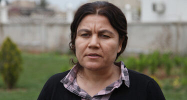 Foza Yusif: Turkey and ISIS fear the power of women