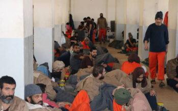 Revuelta de los presos de ISIS en Rojava