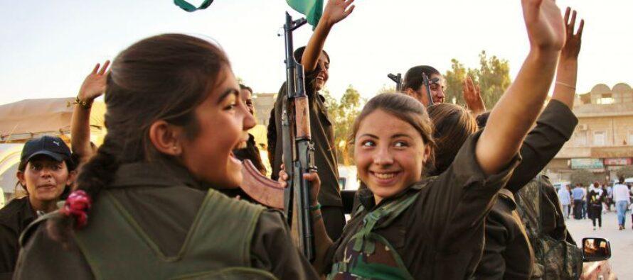 Kurdish-led SDF liberate Raqqa