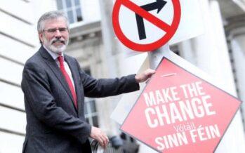 PROXIMAS ELECCIONES EN IRLANDA : ¿UN GOBIERNO DEL SINN FEIN?