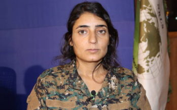 Yazidi women speak at ISIS conference in Rojava