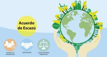 De cara a la entrada en vigencia del Acuerdo de Escazú: algunas actividades