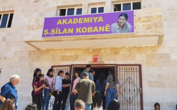 Kobane, three years after