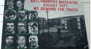 The tragedy and courage of Ballymurphy