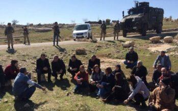 Turckish Atrocities Suspected in Nusaybin's Xeraba Bava Village
