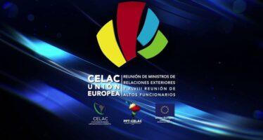 Iniciada este lunes la reunión de ministros de la Celac y la Unión Europea
