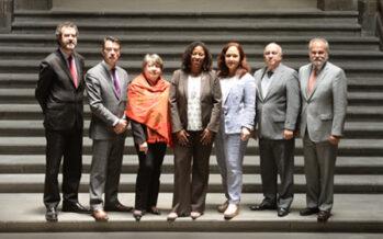 Elecciones en el marco de la Asamblea General de la OEA