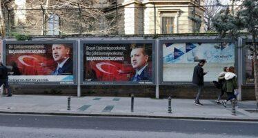 Turkey's Erdogan facing resistance to his dictatorial rule