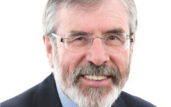 No return to the status quo, writes Gerry Adams