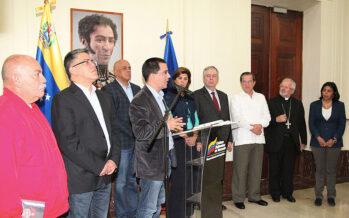 El 30 de octubre comenzará dialogo entre gobierno venezuelano y parte de la oposición