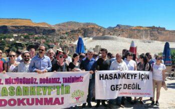 Big Jump for Hasankeyf around the world