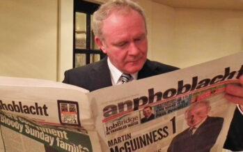 Sinn Fein backs McGuinness