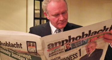 Sinn Fein Martin McGuinness announces retirement