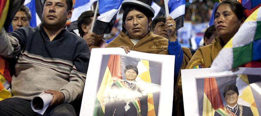 México anuncia otorgamiento de asilo político a Evo Morales
