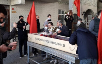 Farewell to Mustafa Koçak in Istanbul