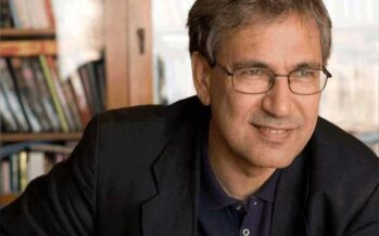 NEW NOVEL BY ORHAN PAMUK OUT IN TURKEY