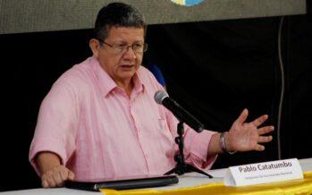 Pablo Catatumbo: Guerrillas support Peace Agreement