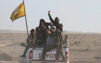SDF entered a neighborhood in Raqqa
