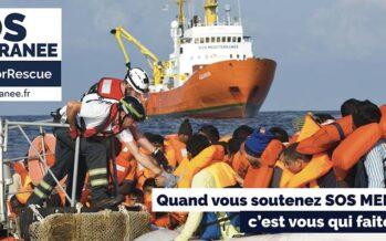 Médicos Sin Fronteras y SOS Mediterranée anuncian el reinicio de sus operaciones de rescate de emigrantes