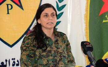 INTERVIEW: Commander Sozdar Derik