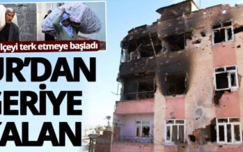 Sur (Diyarbakir) under attack