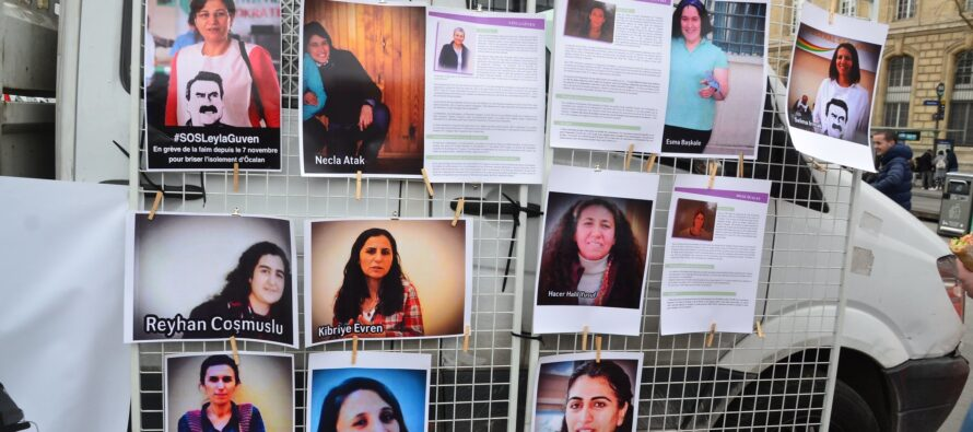 Turkey: hunger strikes for Öcalan reach a critical stage