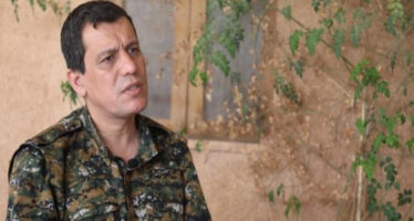 SDF Commander Abdi on ceasefire agreement  SDF Commander-in-Chief of General Mazlum Abdi evaluated the agreement reached between Turkey and the US on Ronahi Tv