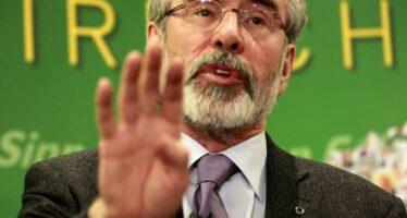 A key Sinn Fein objective is emerging