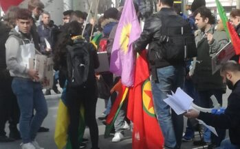 DUBLIN – DAY OF PROTEST FOR AFRIN