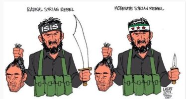 AFRIN, ROJAVA:TURKEY'S NOT-SO-FREE'FREE SYRIAN ARMY'(FSA)