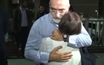 For Ahmet Altan –in a Turkish prison