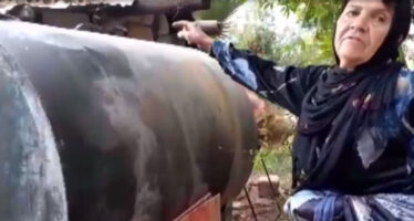 Turkish army and mercenaries attacked villages of Serêkaniyê