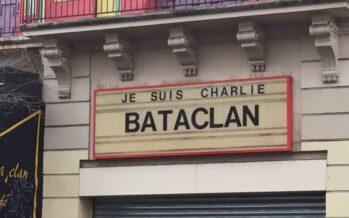 Parigi. I due immondi fratelli siamesi