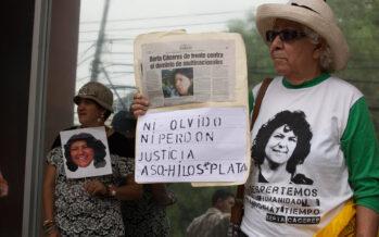 El asesinato de Berta Cáceres en Honduras: las contundentes conclusiones del informe del GAIPE