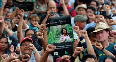 A un año del crimen de Berta Cáceres, hondureños piden justicia