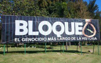 Alto y claro en la ONU: el bloqueo debe terminar