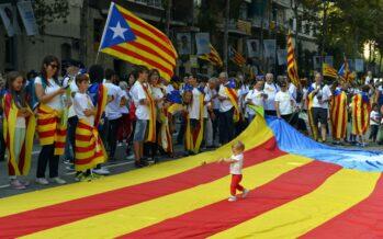 Catalonia declared the independent Republic