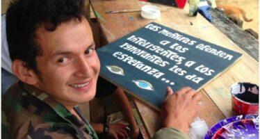 Gabriel Angel recuerda el 27 de mayo, 53 aniversario de las FARC-EP